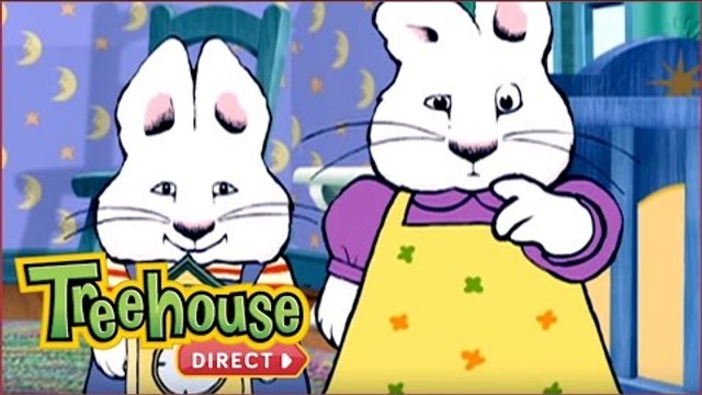 Max & Ruby - Max Cleans Up / Max's Cuckoo Clock / Ruby's Jewelry Box - 7