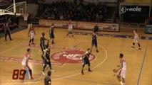 Basket-ball (N1M) : Challans vs Bordeaux (77-74)