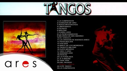 Favorite Argentinian Tangos Of All Times - Corazon Deoro