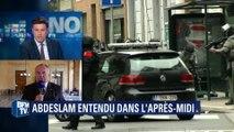 """Pour Alain Marsaud, Salah Abdeslam est """"un gros dégonflé"""""""