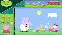 Peppa La Cerdita en Español Nuevos capitulos 2015 | 4x07 Peppa Pig Sombras Español