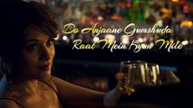 Do Anjaane Full Song with Lyrics - CABARET - Richa Chadha, Gulshan Devaiah - Roopkumar Rathod