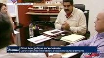 Crise énergétique au Vénézuela: les fonctionnaires ne travailleront plus que 2 jours par semaine