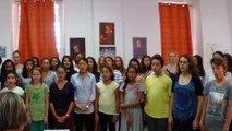 Ecole en Choeur Avril 2016 - Académie de La Réunion - Collège La Salle St Michel (Saint-Denis de La Réunion)