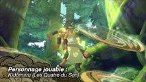 NARUTO SUN Storm 4 - Les Quatre du Son Trailer (DLC)
