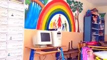 les locaux de la CLIS de l'Ecole primaire Abdelaziz Ben Driss à Tnine-Ourika Maroc
