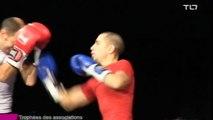 Démonstration de savate boxe Française par les frères Carbone de Saint Etienne - Loire BF #TEAM CARBONE