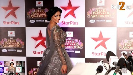 Deepika Singh at Star Parivaar Awards 2016