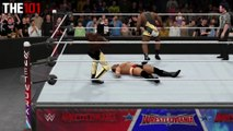 Earth-Shaking Tag Team Maneuvers  WWE 2K16 Top 10