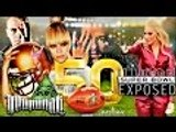 SUPER BOWL 50 Illuminati Half Time LUCIFERIAN Occult Exposed