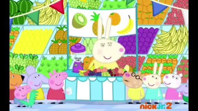 Peppa Pig: Fruit Day (INTENSE VERSION)