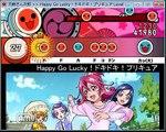 太鼓さん次郎 Happy Go Lucky! ドキドキ! プリキュア 創作譜面