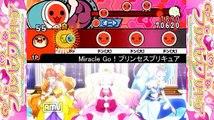 太鼓さん次郎 Miracle Go!プリンセスプリキュア 創作譜面