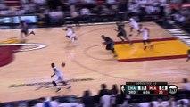 Dwyane Wade's Reverse Layup _ Hornets vs Heat _ Game 5 _ April 27, 2016 _ NBA Playoffs