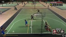 NBA 2K16 (XB1) MyPark | All Legend Squad, Funny Moments, Ankles, Lob City, Steals, & More