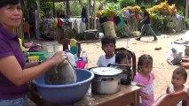 Equateur, des villages détruits sans aide internationale