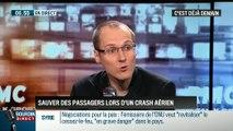 La chronique d'Anthony Morel: Des technologies pour rendre les avions plus sûrs - 28/04