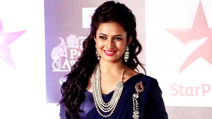 Divyanka Tripathi at Star Parivaar Awards 2016
