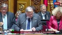 Sénat 360 : Parjure du professeur Aubier : Le Sénat saisit la justice / Questions d'actualité au gouvernement / Nouvelle journée de mobilisation contre la loi travail (28/04/2016)