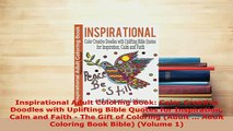 Download  Inspirational Adult Coloring Book Color Creative Doodles with Uplifting Bible Quotes for PDF Full Ebook
