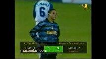 04.11.1997 - 1997-1998 UEFA Cup 2nd Round 2nd Leg Olympique Lyon 1-3 Inter Milan