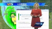La mise à jour vers Windows 10 interrompt la météo