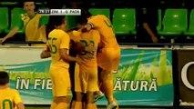 ★ ZIMBRU CHISINAU 1-0 PAOK ★ 2014-15 UEFA Europa League - Goal ★
