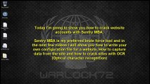 Tutorial sentry mba + config - Vídeo Dailymotion