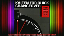 READ Ebooks FREE  Kaizen for Quick Changeover Going Beyond SMED Full Free