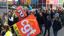 Manifestation contre la loi Travail à Ancenis : 300 personnes
