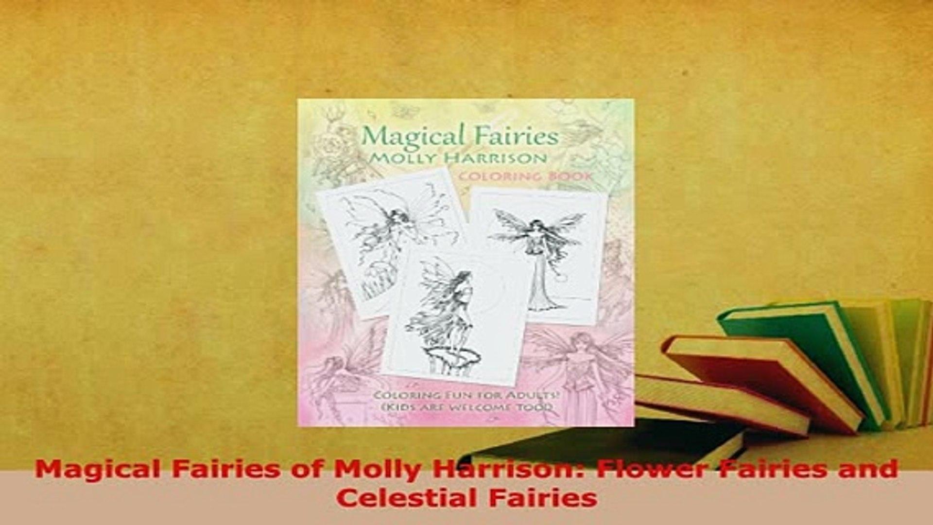 Download  Magical Fairies of Molly Harrison Flower Fairies and Celestial Fairies Read Online
