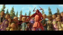 Kubo and the Two Strings Official Trailer #1 (2015) Rooney Mara, Charlize Theron Animated