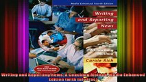 READ book  Writing and Reporting News A Coaching Method Media Enhanced Edition with InfoTrac Free Online