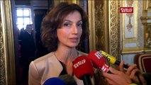 Théâtre de l'Odéon : « les intermittents doivent partir » déclare Audrey Azoulay