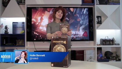 Uncharted 4 - Libertalia Collector s and Special Edition Unboxed de Uncharted 4 : A Thief's End
