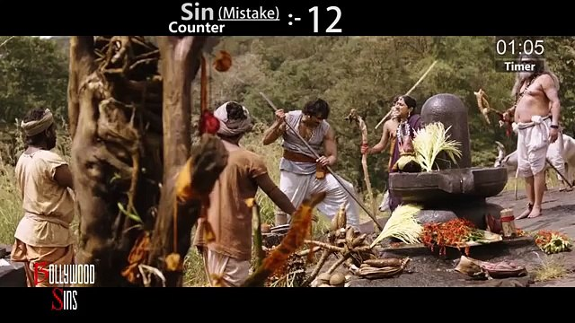 Plenty Wrong With Bahubali | 145 Mistakes | Bollywood Sins