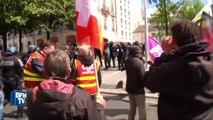Loi travail: des manifestations émaillées de heurts à Marseille et Nantes