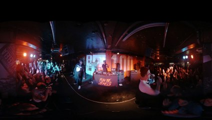 Run the Jewels 360 video Live from Converse Rubber Tracks