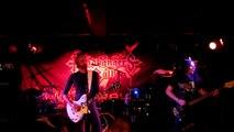 Headbangers ball tour 2010 - Invocator - klip 2 live i Esbjerg på Tobakken 23-09-2010