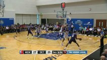 Jarnell Stokes BIG Reverse Dunk Grizzlies vs Pistons July 06, 2014 NBA Summer League 2014