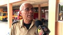 Bomberos preocupados por las altas temperaturas en la zona norte del país