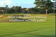 The Difference Between Belly Putters and Traditional Putters