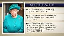3 Things You Might Not Know- Beyoncé's Lemonade, Queen Elizabeth