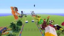 stampylonghead Minecraft Xbox - Building Time - Game Show {23} stampylongnose stampy cat stampylong