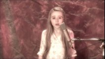Fine Frenzy -Almost Lover- cover ~ Sabrina Carpenter - YouTube