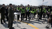 F-22 Raptors from Tyndall AFB landed in Lithuania