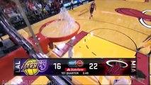 LeBron James Full Highlights 2014.01.23 vs Lakers - 27 Pts, 13 Rebs, 6 Assists