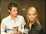 Nick Lachey & Jessica Simpson Newlyweds Reality Preview 2004