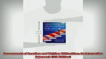 READ FREE FULL EBOOK DOWNLOAD  Assessment of Reading and Writing Difficulties An Interactive Approach 5th Edition Full Ebook Online Free