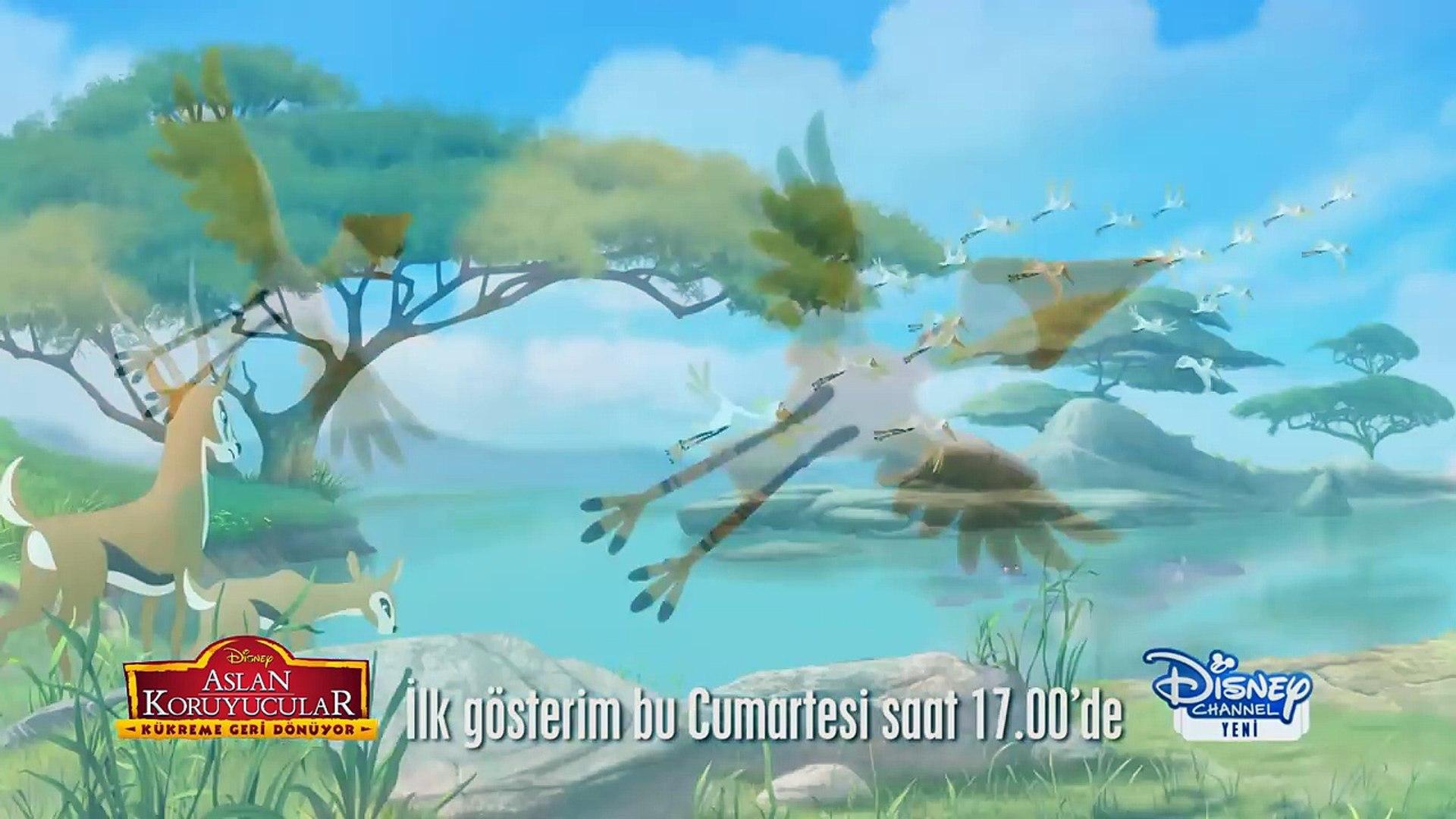 Aslan Koruyucular Kukreme Geri Donuyor Dailymotion Video